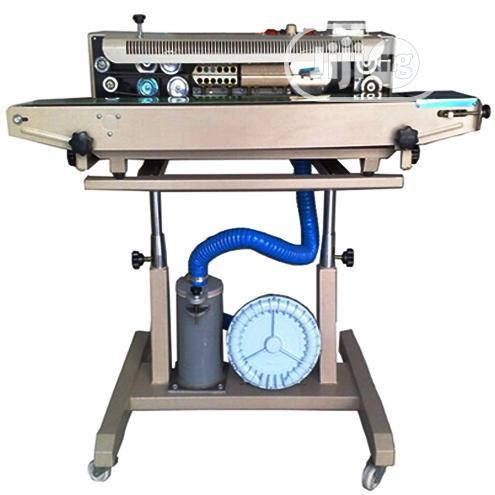 Nitrogen Vacuum Sealing Machine