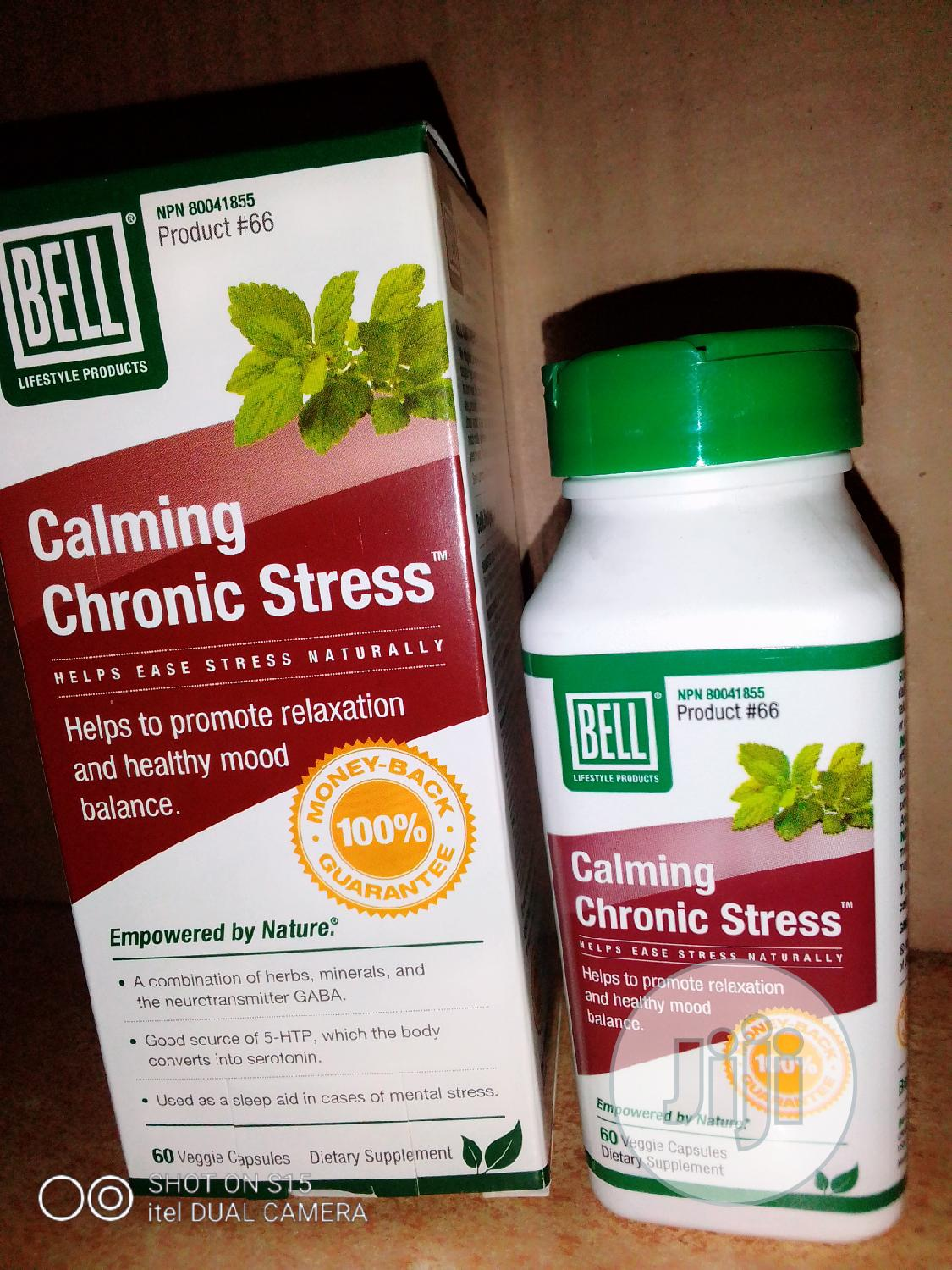 Calming Chronic Stress To Relieve Stress, Promote Mood, Relief Fatigue