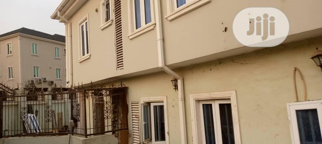 Dilapidated Duplex House For Sale At Magodo Phase 1