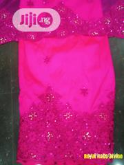 Fusia Pink Indian George | Clothing for sale in Lagos State, Ojo