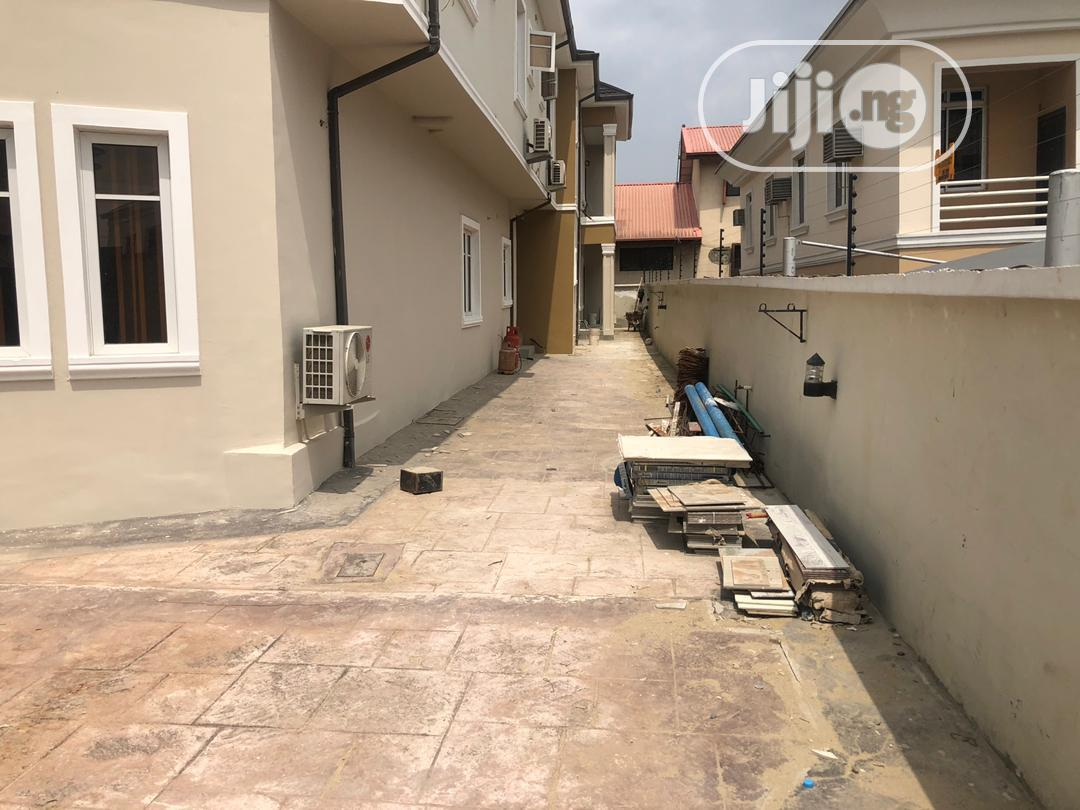 Newly Built And Tastefully Furnished 3 Bedroom Flat And A Guest Toilet | Houses & Apartments For Sale for sale in Gbagada, Lagos State, Nigeria