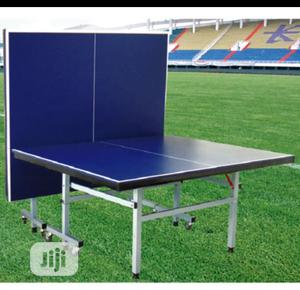 Brand New Imported Outdoor Table Tennis Board | Sports Equipment for sale in Imo State, Orlu