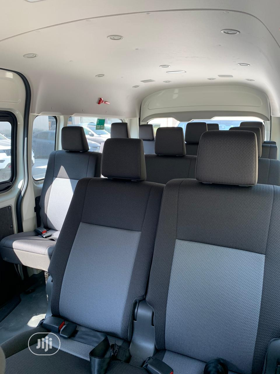Direct Brand-new Toyota Hiace 2020 White | Buses & Microbuses for sale in Lekki, Lagos State, Nigeria