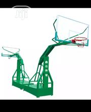 Brand New Outdoor Professional Basketball Stand | Sports Equipment for sale in Lagos State, Victoria Island