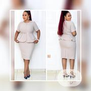 Unique Corporate Turkey Top Nd Skirt,44-52 | Clothing for sale in Lagos State, Isolo