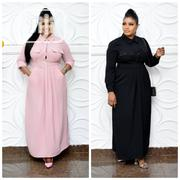 Beautiful Long Turkey Dress,42-50   Clothing for sale in Lagos State, Isolo