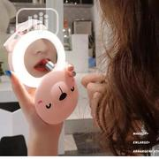 Portable Makeup Mirror With LED Light And Fan | Tools & Accessories for sale in Lagos State, Lagos Island