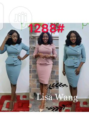 Formal Skirt and Peplon Top | Clothing for sale in Lagos State, Ikeja