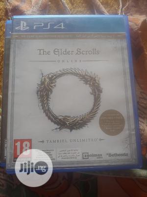 The Elder Scrolls Ps4   Video Games for sale in Abuja (FCT) State, Wuse