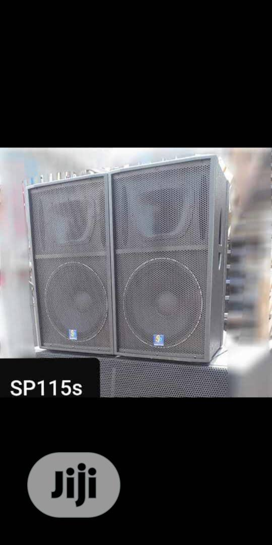 Quality Guaranteed SOUND PRINCE Signed SPK Speakers