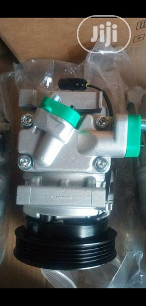 Ac Compressor Toyota Land Cruiser 2015 Model Origianl   Vehicle Parts & Accessories for sale in Lagos State, Mushin