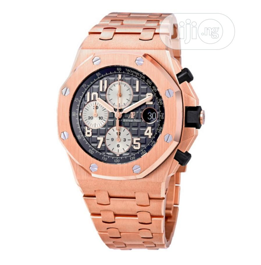 Audemars Piguet Royal Oak Chronograph 42mm Stainless Steel | Watches for sale in Magodo, Lagos State, Nigeria