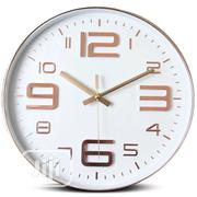 Modern Simple Wall Clock | Home Accessories for sale in Lagos State, Lagos Island
