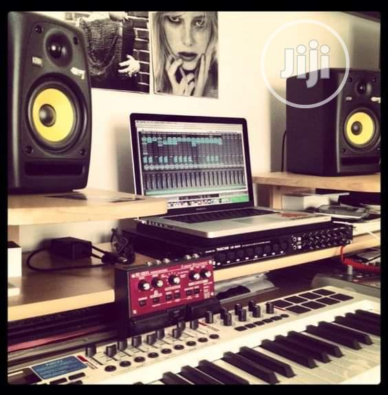 Studio Installation Get Your Music Recording Studio In Your Home | DJ & Entertainment Services for sale in Lekki, Lagos State, Nigeria