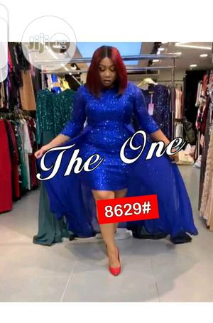 Ladies Tail Sequence Dinner Dress   Clothing for sale in Lagos State, Ikeja