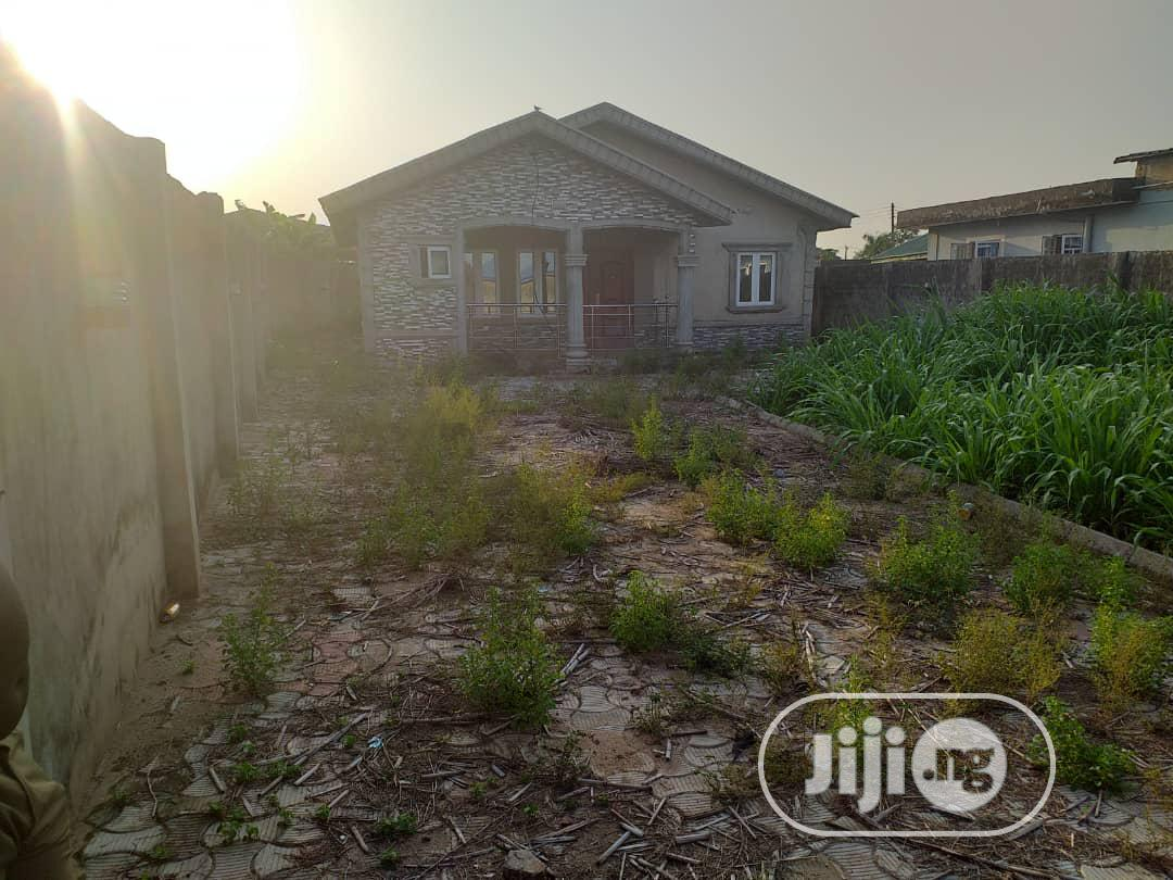 3 Bedrooms Flat On 500sqms Of Land At Olambe | Houses & Apartments For Sale for sale in Ifo, Ogun State, Nigeria