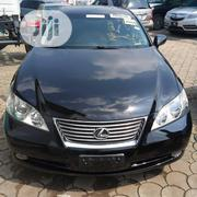 Lexus ES 2009 350 Black   Cars for sale in Lagos State, Isolo