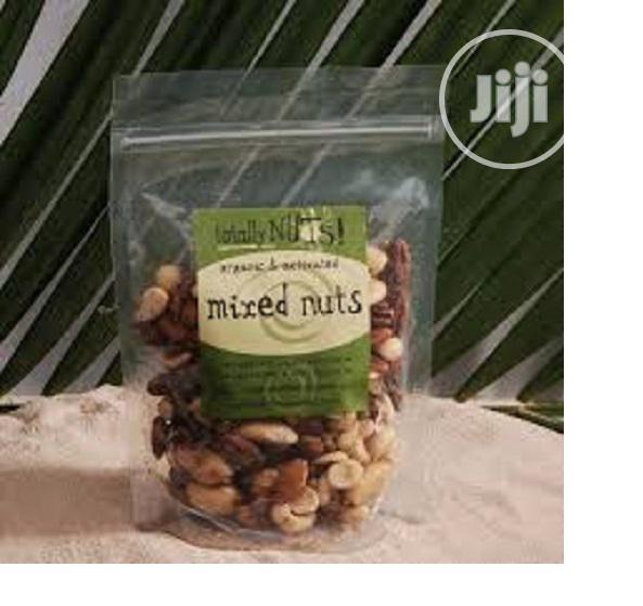 Mixed Nuts (Per Kg)