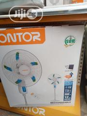 Lontor Rechargeable Standing Fan | Home Appliances for sale in Lagos State, Ojo