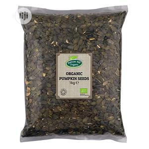 Organic Pumpkin Seeds (Per Kg)   Vitamins & Supplements for sale in Lagos State, Ikoyi