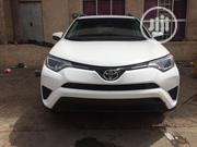 Toyota RAV4 2016 LE AWD (2.5L 4cyl 6A) White | Cars for sale in Lagos State, Lagos Island