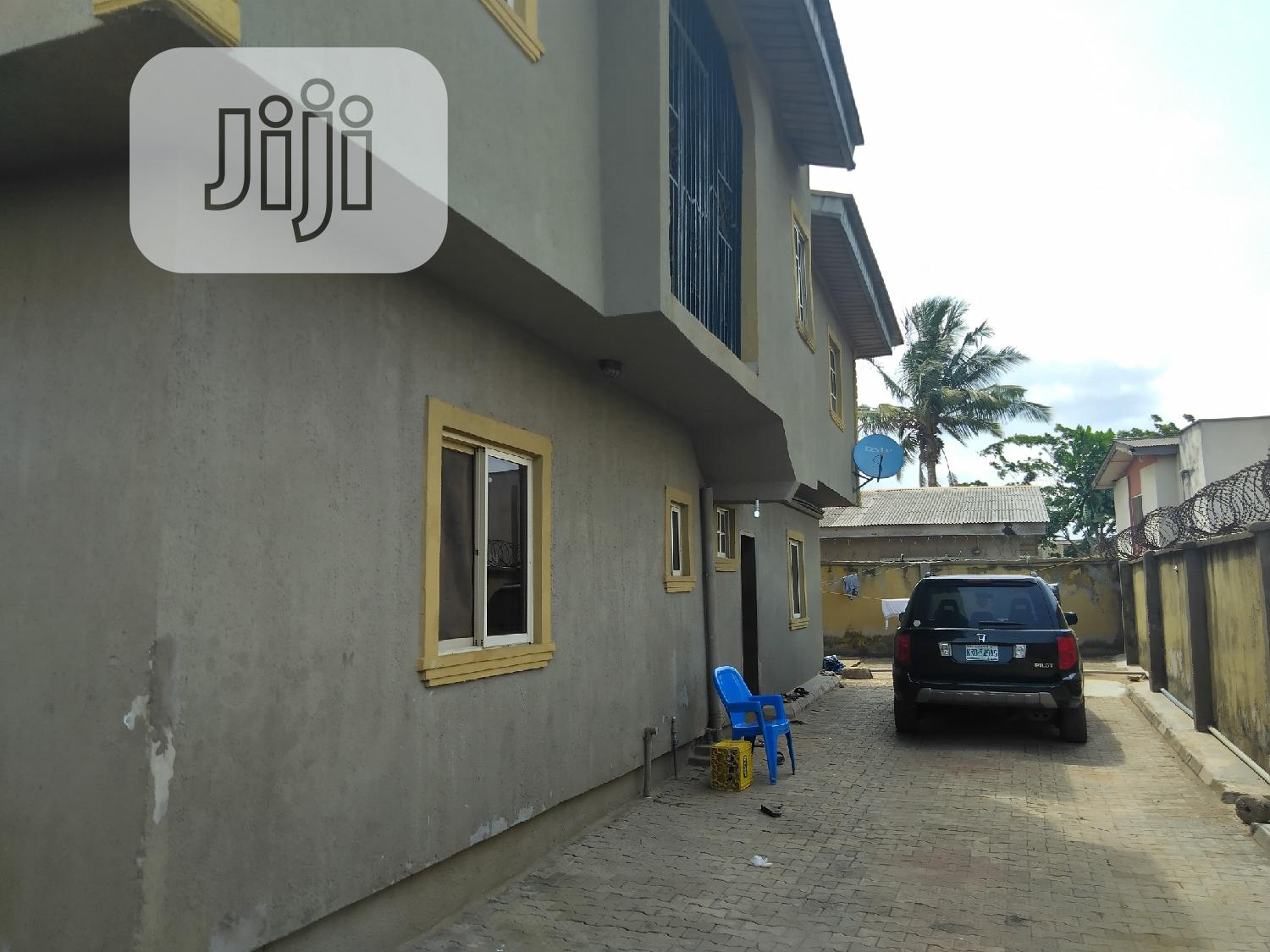 Standard Lovely Finished Flats At Akute Via Ojodu Berger.   Houses & Apartments For Sale for sale in Ifo, Ogun State, Nigeria