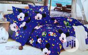 Duvet, Bedsheet With 4 Pillow Cases-7*7 | Home Accessories for sale in Lagos State, Ikeja