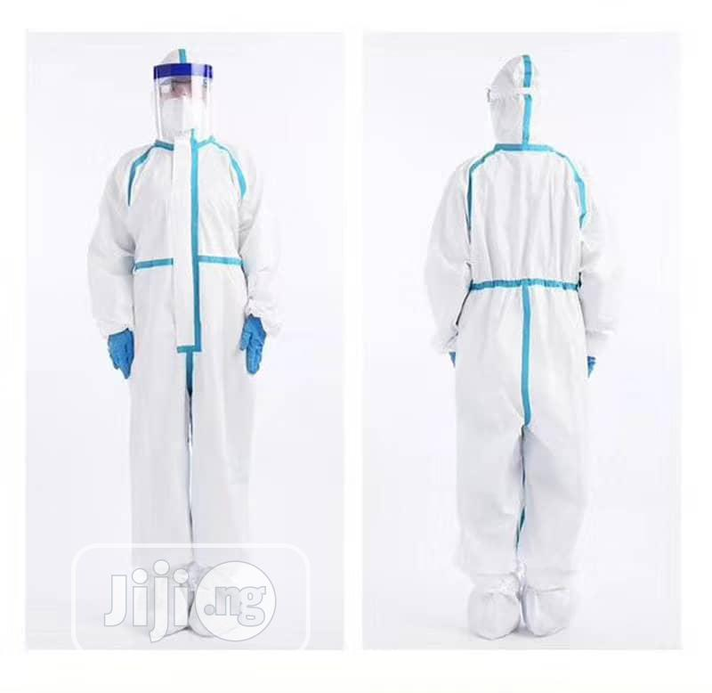 PPE Safety Wear And Complete Kit   Safety Equipment for sale in Gwarinpa, Abuja (FCT) State, Nigeria
