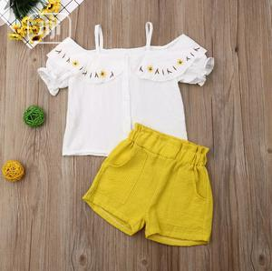 Beautiful 2pcs Set | Children's Clothing for sale in Lagos State, Surulere