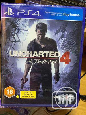 Sony Uncharted 4 : A Thief's End   Video Games for sale in Lagos State, Ikeja