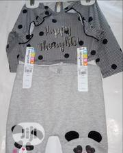Garanimals Baby Bodysuit With Track | Children's Clothing for sale in Lagos State, Gbagada