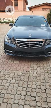 Mercedes-Benz E350 2013 Gray | Cars for sale in Lagos State, Alimosho