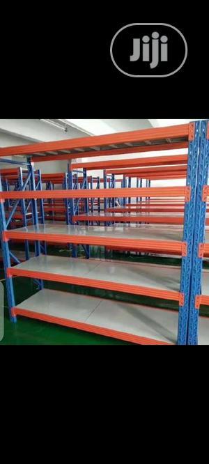 Medium Duty Warehouse Racks | Store Equipment for sale in Lagos State, Ikorodu