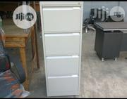 Brand New Imported 4.Drawer Metal Filing Cabinet With Key's. | Furniture for sale in Lagos State, Yaba