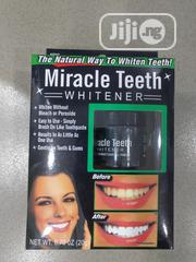 Charcoal Miracle Teeth Whitener   Bath & Body for sale in Lagos State, Isolo