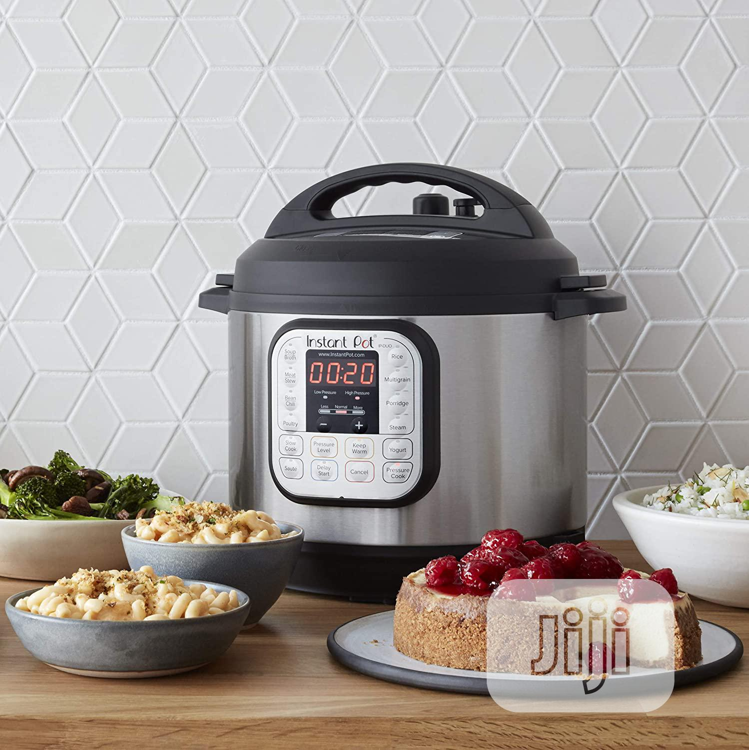 Archive: Instant Pot Duo 7-in-1 Electric Pressure Cooker