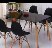 This Is Brand New Quality Four Seaters Dining Table It Is Very Strong | Furniture for sale in Lagos State, Surulere