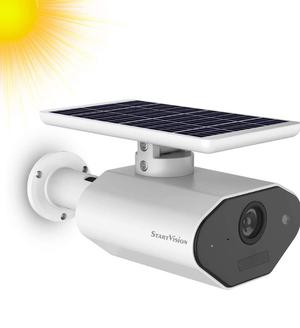 Solar Camera Wireless, Waterproof Weatherproof 1080p Outdoor   Security & Surveillance for sale in Abuja (FCT) State, Wuse