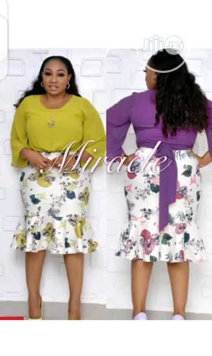 Ladies Formal Skirt and Top | Clothing for sale in Lagos State, Ikeja