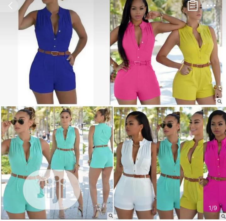 Short Jumpsuit | Clothing for sale in Port-Harcourt, Rivers State, Nigeria