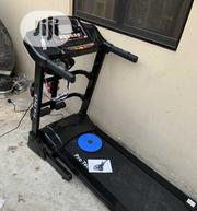 Pro Tech 2.5hp Treadmill With Massager and Dumbbells | Sports Equipment for sale in Lagos State, Maryland