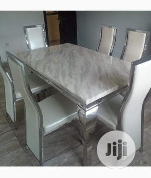 Marble Dining Table (432)   Furniture for sale in Lagos State, Oshodi