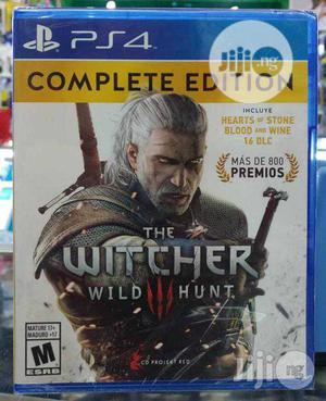 CD Projekt RED PS4 the Witcher 3: Wild Hunt | Video Games for sale in Lagos State, Ikeja