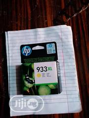 Original Hp Important Ink Cartridges 933 XL Yellow Cartridge | Accessories & Supplies for Electronics for sale in Lagos State, Lekki Phase 2