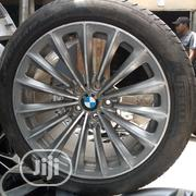 19rim For Bmw Range Rover Range Rover Honda Pilot Etc | Vehicle Parts & Accessories for sale in Lagos State, Mushin
