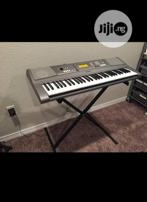 PSR E 313 Yamaha Keyboard | Musical Instruments & Gear for sale in Lagos State, Mushin