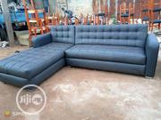 L-wall Designed Sofas With A Long Lasting Leather   Furniture for sale in Enugu State, Enugu