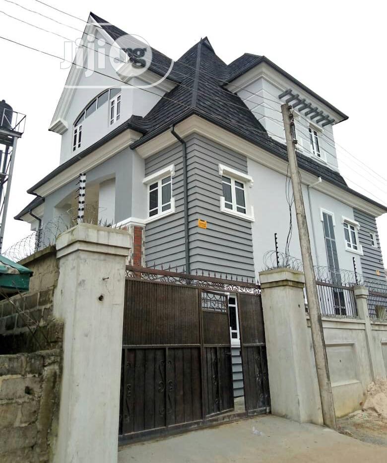 An European Standard Of 5 Bedroom Duplex For Sale In Port-harcourt