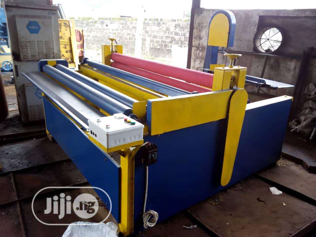 Tissue Paper Converting Machine