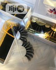 100% 6D Faux Mink /3D Mink Lashes | Makeup for sale in Lagos State, Surulere